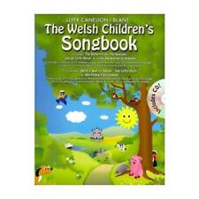 Welsh children's songbook by Blant