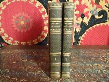 Oeuvres Xavier de Maistre Voyage autour de ma chambre 1825 2 volumes