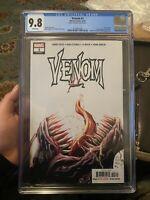 Venom #3 CGC 9.8 2018 Donny Cates Ryan Stegman Marvel 1st Full Knull