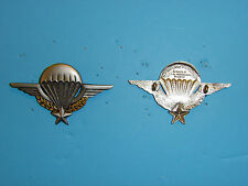 b2374 French  Indochina Vietnam Drago Paratrooper Wings