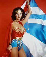 LYNDA CARTER AS WONDER WOMAN FROM W Poster Print 24x20""