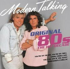 MODERN TALKING - ORIGINAL 80'S 3 CD NEUF