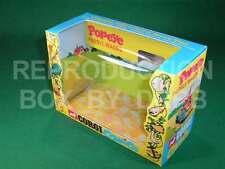 CORGI #802 POPEYE's paddlewagon-riproduzione Box da drrb