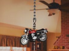 Honda CB400 Motorcycle Motorcycle Ceiling Fan Pull Light Lamp Chain K1328 C