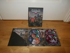 HALO WARS 2 PC DVD ROM GAME 4 DISCS WITH GUIDE BOOKLET VGC