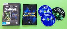 The Command & Conquer Saga for PC 2007 Win XP / Vista