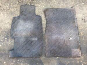 92 93 94 95 96 Honda Prelude Front Floor Mats Floormats Rugs Used OEM