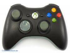 Xbox 360 - Original Wireless Controller #schwarz-grau [Microsoft] Top Zustand