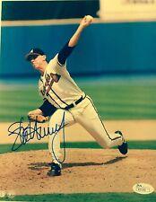 Steve Avery Atlanta Braves 95 World Series Champ Signed 8x10 Photo JSA Authentic