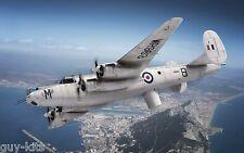 Avion de patrouille Britannique AVRO SHACKLETON MR.2 - Kit AIRFIX 1/72 n° 11004