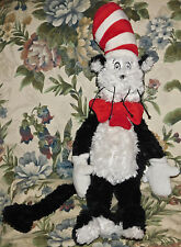 "Manhattan Cat In The Hat Plush Stuffed Toy Animal 21"" Christmas SEE OUR STORE"