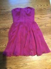 Women's Chiffon Cocktail Dress, by Guess -  Size 2, Excellent Condition