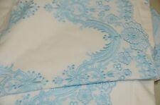 NEW PRATESI White Fontana Di Trevi LACE 6 Pc SET Duvet Sheet Shams KING