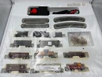 Bachmann Trains Empire Builder Electric Train Set, N Scale 24009 New In Box