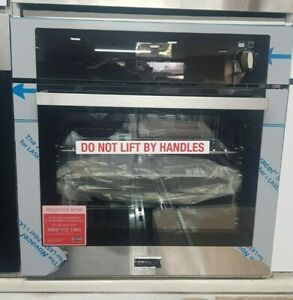 New Unboxed Stoves BI600G - 60cm Built In Gas Single Oven & Electric Grill,