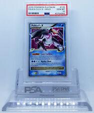 Pokemon PLATINUM BASE SET PALKIA G LV X #125 HOLO FOIL CARD PSA 10 GEM MINT #*