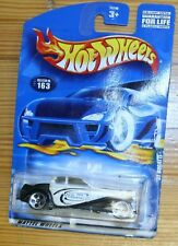 NEW HOT WHEELS '37 BUGATTI WHITE CLASSIC 163
