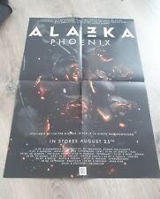 Alazka Promo Poster Phoenix Eskimo Callboy Papa Roach Parkway Drive Burning down