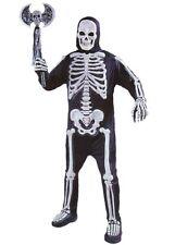 Adult Size Deluxe Skeleton Halloween Costume