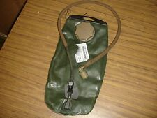 USED USMC TACTICAL HYDRATION CAMELBAK BLADDER SOURCE 3L 100 OZ WATER CONTAINER