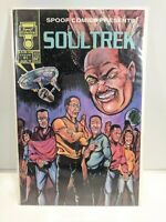 Spoof Comics SOULTREK #1 July NM w/ Protector