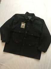 NEW Filson Men's Double Mackinaw Wool Cruiser Jacket Sz XXL Charcoal 1st $495