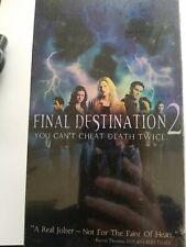 Final destination 2 (VHS, 2003)