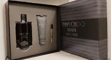 Jimmy Choo Man Intense EDT 100 ml + After Shave Balm 100 ml + EDT 7,5 ml Set