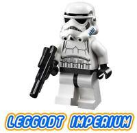 LEGO Minifigure Star Wars - Storm Trooper - Endor Ewok village sw366 FREE POST