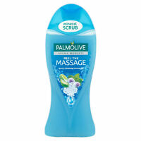 2 x Palmolive Aroma Moments Feel The Massage Gently Exfoliating Shower Gel 250ml