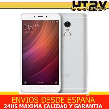 Xiaomi Redmi Note 4 Prime Plata Blanco 3GB 64GB ROM GLOBAL MIUI8 ESPAÑOL OTA