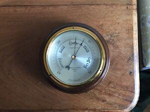VINTAGE Barometer by Negretti And Zambra  [ 15037 ]