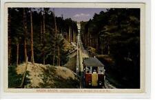 AK Baden-Baden, Drahtseilbahn a. d. Merkur, 1905