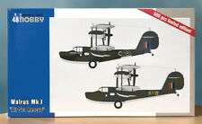 NEW Special Hobby 1/48 Walrus Mk.I 'Air Sea Rescue' Model 48163, Ships from USA
