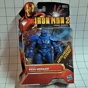 "Iron Man 2 - 3.75"" Action Figure Series 35 Classic Iron Monger"