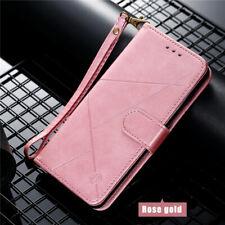 Para IPhone 11Pro SE XR XS Max 6 7 8 Plus Funda De Cuero Con Billetera Magnética