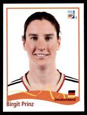 Panini Women's World Cup 2011 - Birgit Prinz Germany No. 44