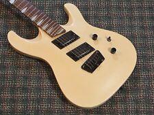 RARE 1990s Epiphone Pro 2 Guitar! Pearl White! w/Epiphone gigbag