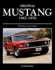 Original Mustang 1967-1970 (Original Series), Date, Colin, Good Condition, Book