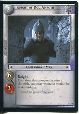 Lord Of The Rings CCG Card SoG 8.C39 Knight Of Dol Amroth