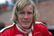 James Hunt McLaren F1 Portrait Belgian Grand Prix 1977 Photograph