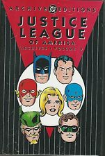 DC ARCHIVES JUSTICE LEAGUE OF AMERICA VOL 9  HC MINT/SEALED