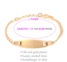 GIFT Kids Bracelets Baby Jewelry Star Bracelet Bebe Gold Chain Bracelets