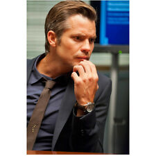 Justified Timothy Olyphant as Raylan Givens Close Up Thinking 8 x 10 Inch Photo