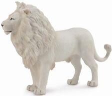 Bianco Leone 13 cm Animali Selvaggi Collecta 88785 novità 2017