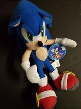 Promo-only Sonic the Hedgehog 15th Anniversary Sonic X Plush 2006 SEGA NEW RARE