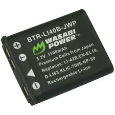 Wasabi Power Battery for Olympus LI-40B, LI-42B