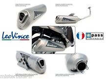 Pot d'échappement Ligne complète LeoVince Granturismo Yamaha X-max 250 06-12