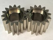Marel Townsend 9731848 Food Grade Stainless Pump Gears For Sausage Linking