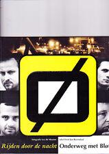 Bluf-Rijden Door De Nacht Music book